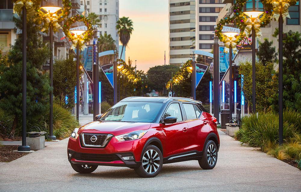 Nissan atacă segmentul SUV din SUA cu Kicks: tehnologii de ultimă generație și posibilități multiple de personalizare - Poza 2