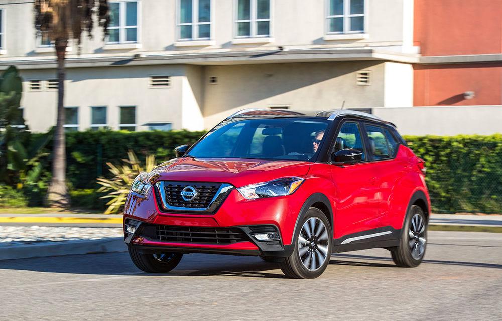 Nissan atacă segmentul SUV din SUA cu Kicks: tehnologii de ultimă generație și posibilități multiple de personalizare - Poza 28