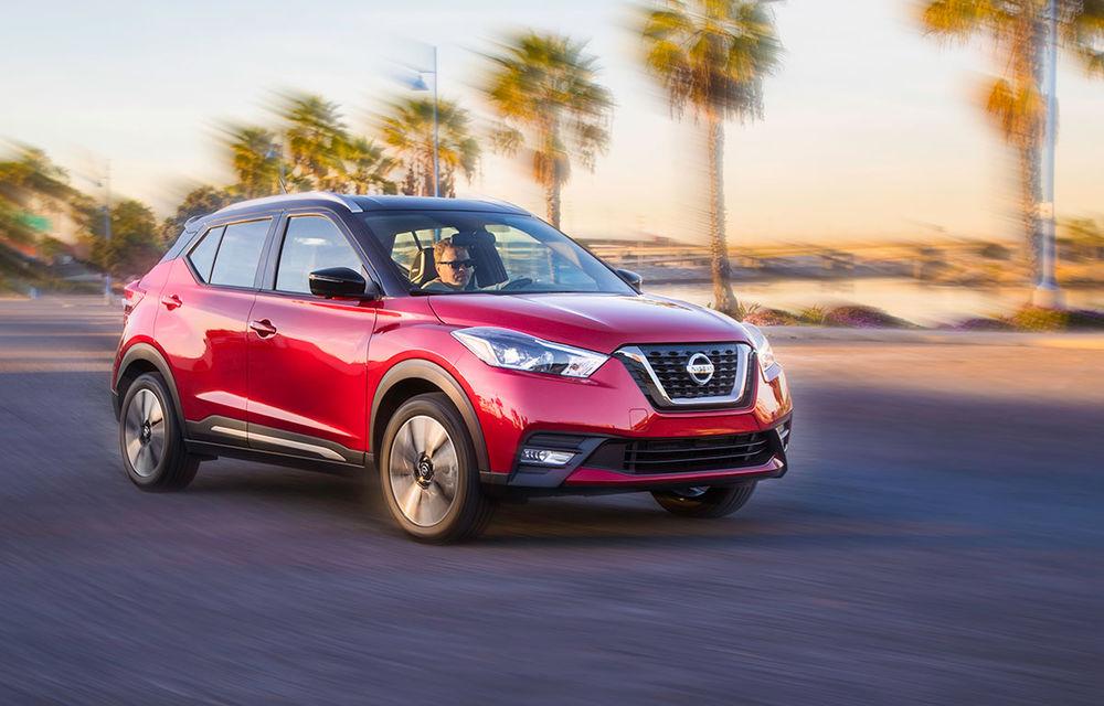 Nissan atacă segmentul SUV din SUA cu Kicks: tehnologii de ultimă generație și posibilități multiple de personalizare - Poza 7