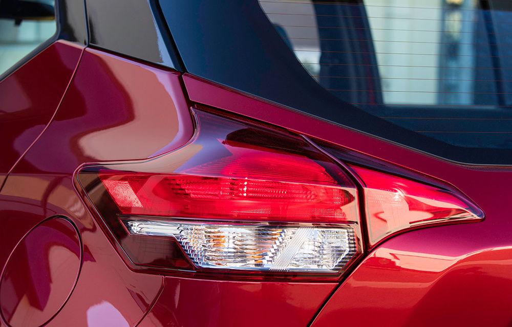 Nissan atacă segmentul SUV din SUA cu Kicks: tehnologii de ultimă generație și posibilități multiple de personalizare - Poza 29