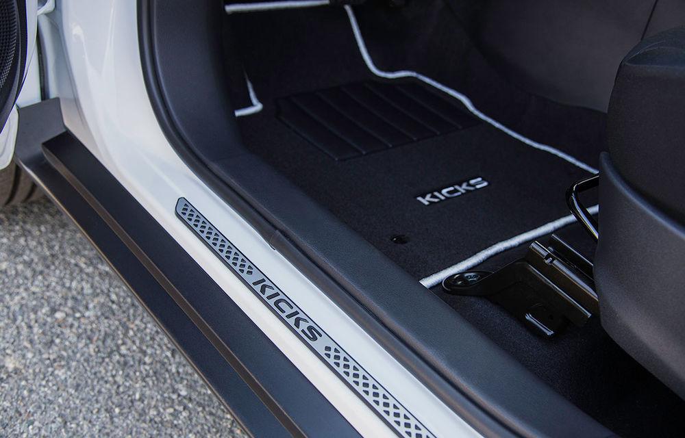 Nissan atacă segmentul SUV din SUA cu Kicks: tehnologii de ultimă generație și posibilități multiple de personalizare - Poza 17