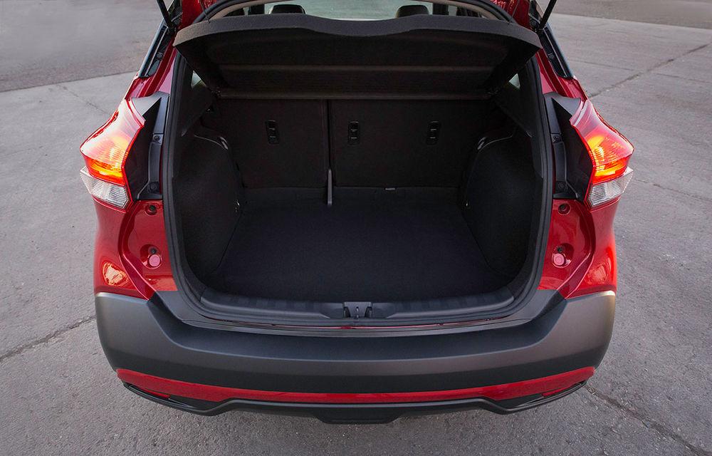 Nissan atacă segmentul SUV din SUA cu Kicks: tehnologii de ultimă generație și posibilități multiple de personalizare - Poza 15