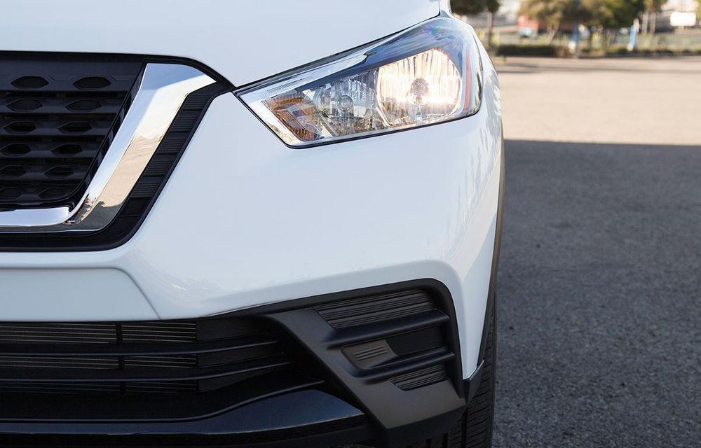 Nissan atacă segmentul SUV din SUA cu Kicks: tehnologii de ultimă generație și posibilități multiple de personalizare - Poza 11