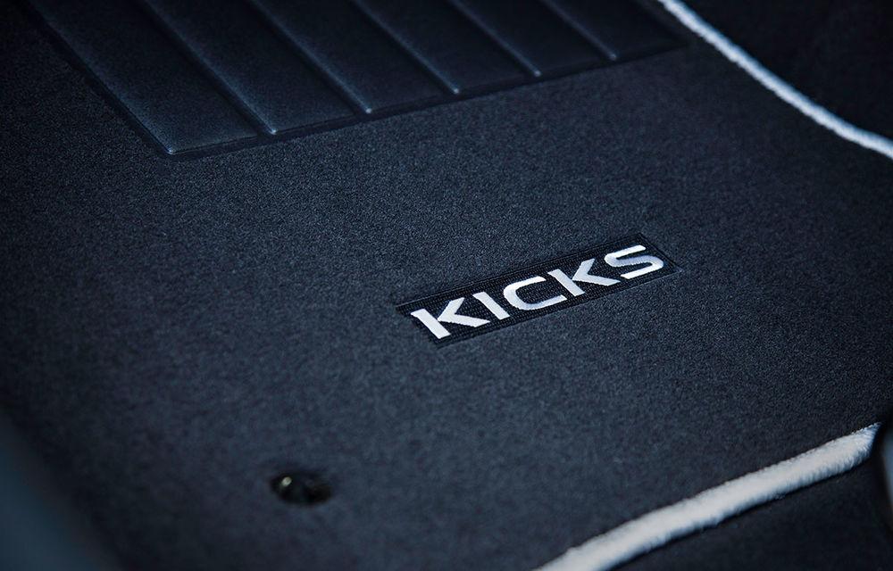 Nissan atacă segmentul SUV din SUA cu Kicks: tehnologii de ultimă generație și posibilități multiple de personalizare - Poza 21