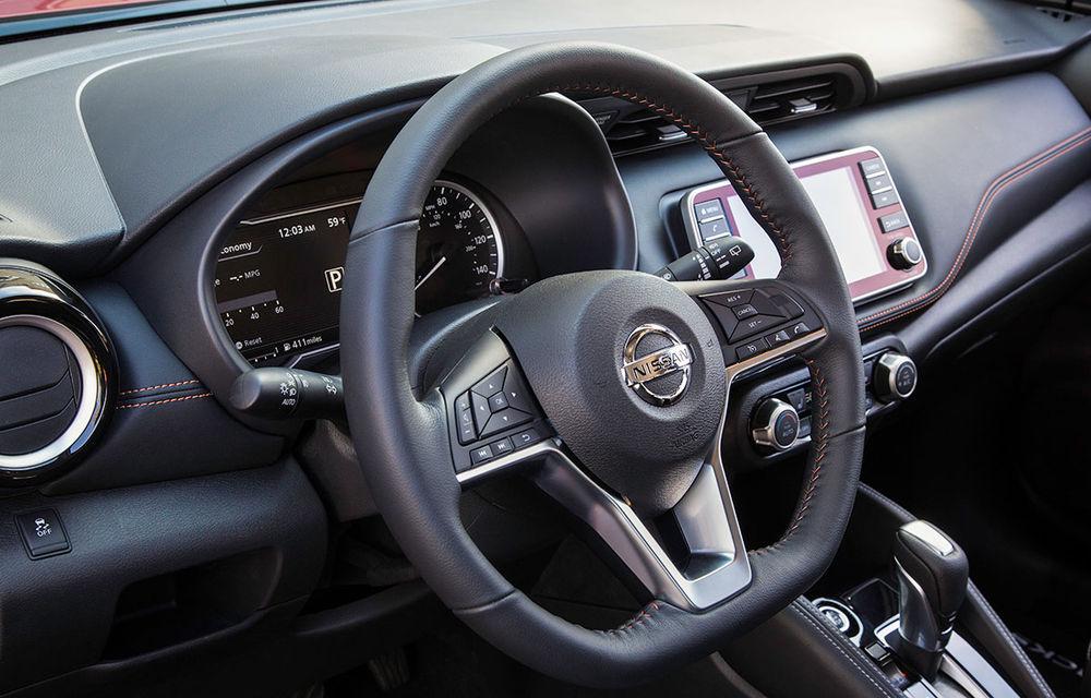 Nissan atacă segmentul SUV din SUA cu Kicks: tehnologii de ultimă generație și posibilități multiple de personalizare - Poza 24