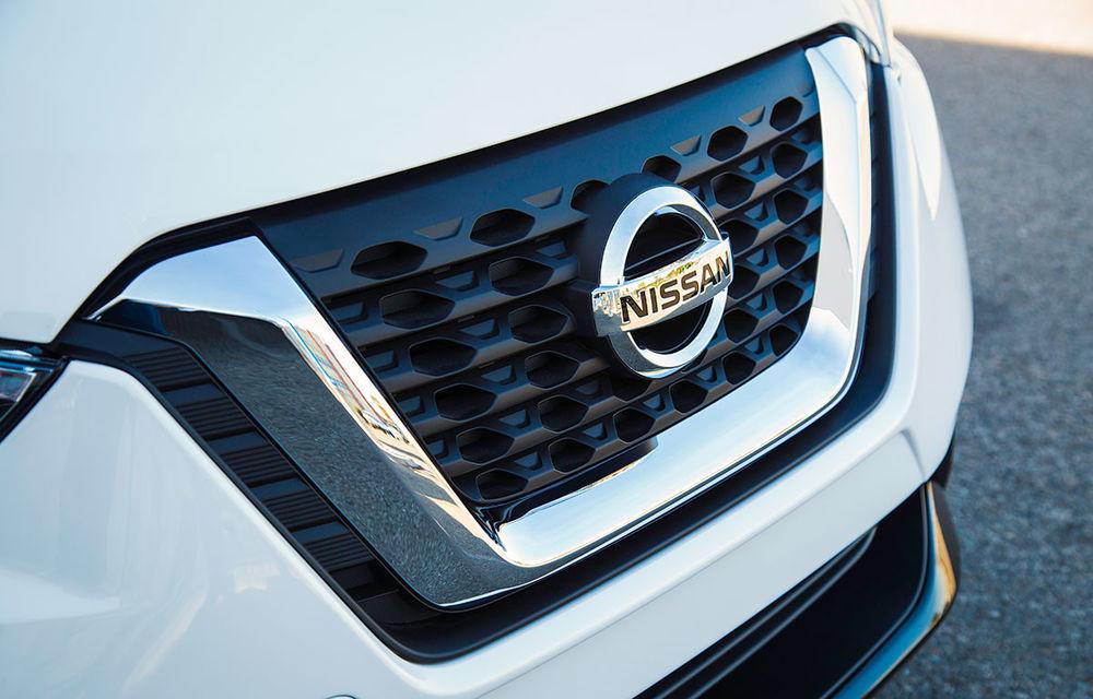 Nissan atacă segmentul SUV din SUA cu Kicks: tehnologii de ultimă generație și posibilități multiple de personalizare - Poza 30