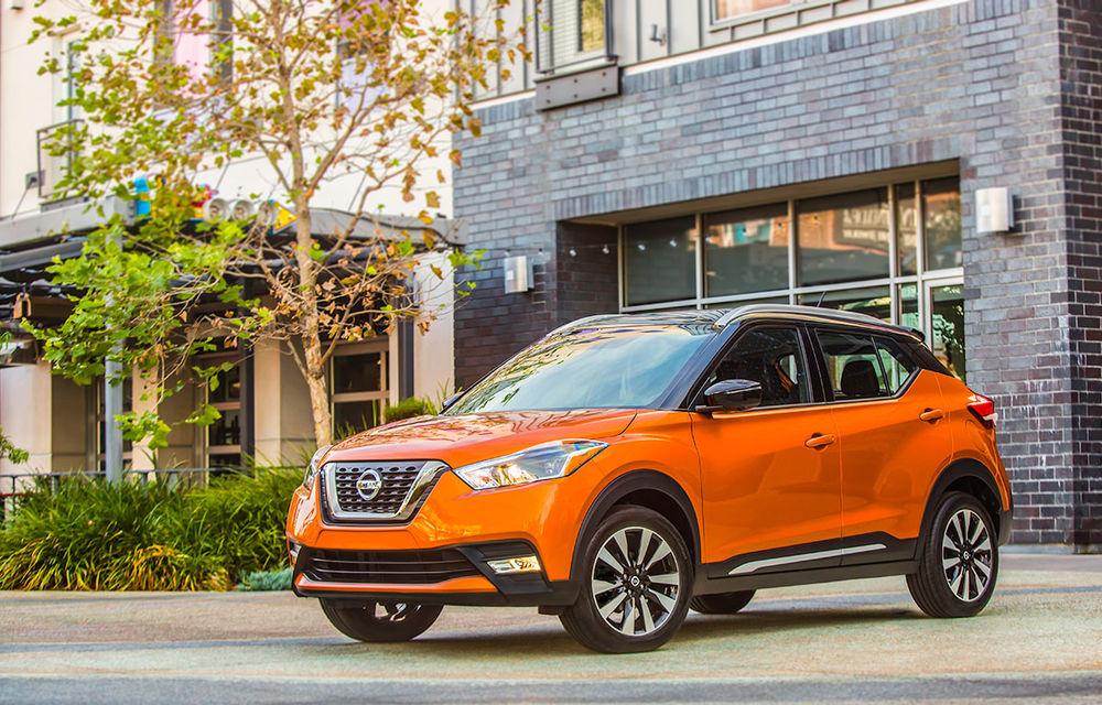 Nissan atacă segmentul SUV din SUA cu Kicks: tehnologii de ultimă generație și posibilități multiple de personalizare - Poza 12