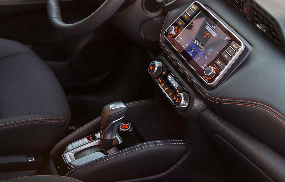 Nissan atacă segmentul SUV din SUA cu Kicks: tehnologii de ultimă generație și posibilități multiple de personalizare - Poza 22