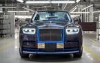 Primul Rolls-Royce Phantom VIII va fi scos la licitație: banii colectați vor fi folosiți în scopuri caritabile