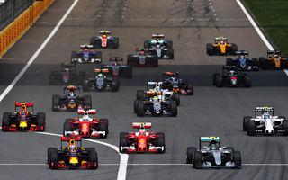 Noutăți pentru sezonul 2018: regulamentul penalizărilor a fost modificat. Calendarul Formulei 1, adoptat cu 21 de curse
