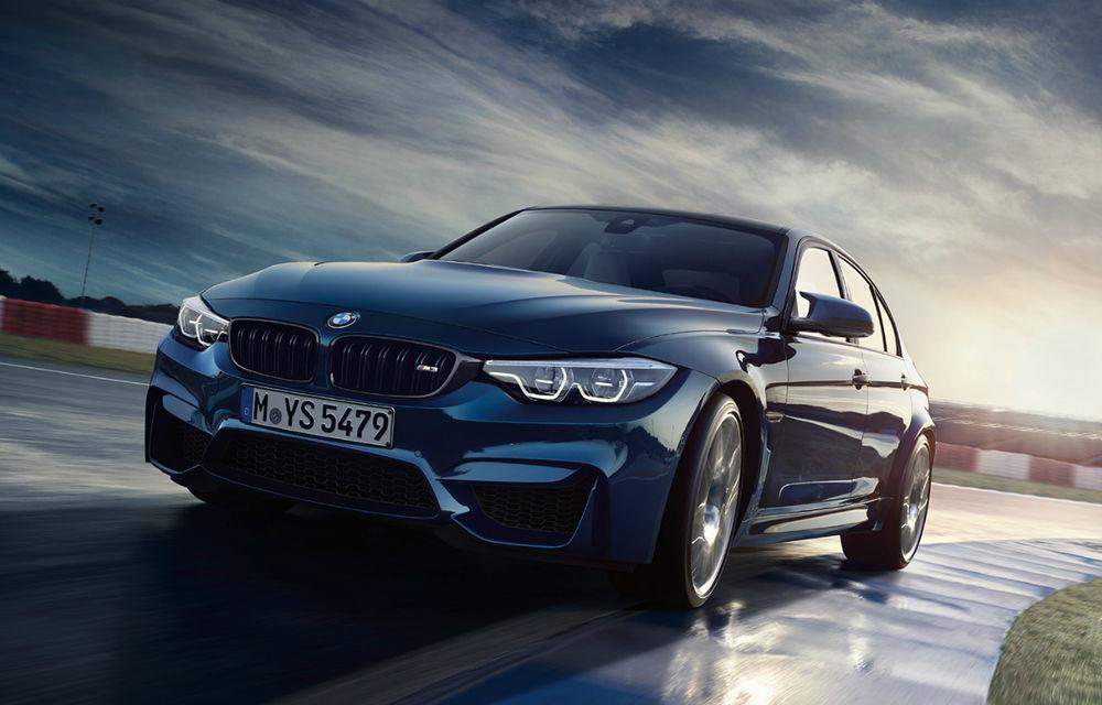 Avalanșă de modele de performanță: BMW va prezenta 26 de actualizări și modele noi în gama M până în 2020 - Poza 1