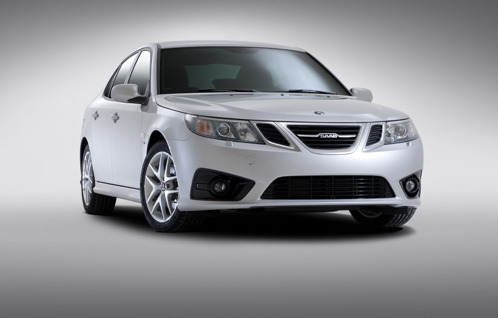 Saab 9-3 va renaște ca model electric sub brandul suedez NEVS: autonomie de 300 de kilometri pentru mașina ce va fi produsă în China - Poza 1