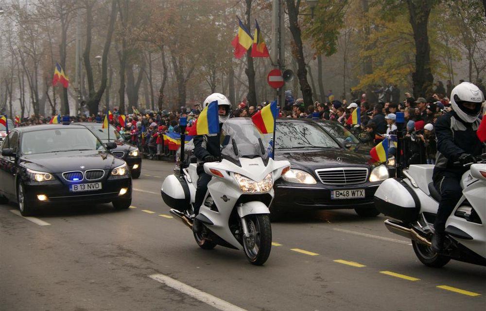 SPP vrea 3 mașini blindate pentru transportul demnitarilor: omul de afaceri Ion Țiriac este singurul participant la licitație - Poza 1