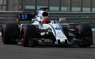 """Kubica, convins că poate concura în Formula 1 în 2018: """"Dacă nu aș fi sigur nu aș încerca"""""""
