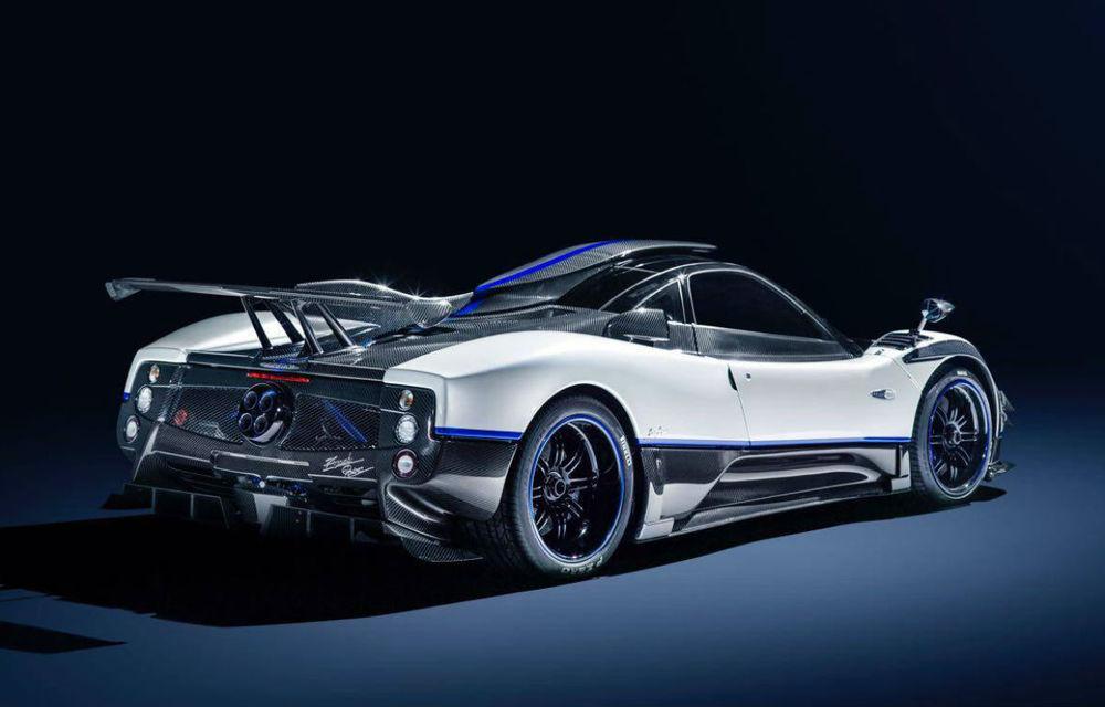 Pagani Zonda Riviera: singurul model produs vreodată a fost scos la vânzare de un dealer din Arabia Saudită - Poza 2
