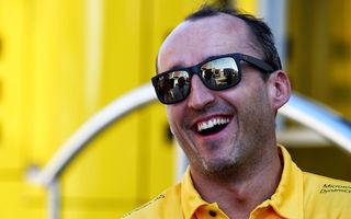 Kubica a pierdut lupta pentru revenirea în Formula 1: Sergey Sirotkin, favorit să semneze cu Williams
