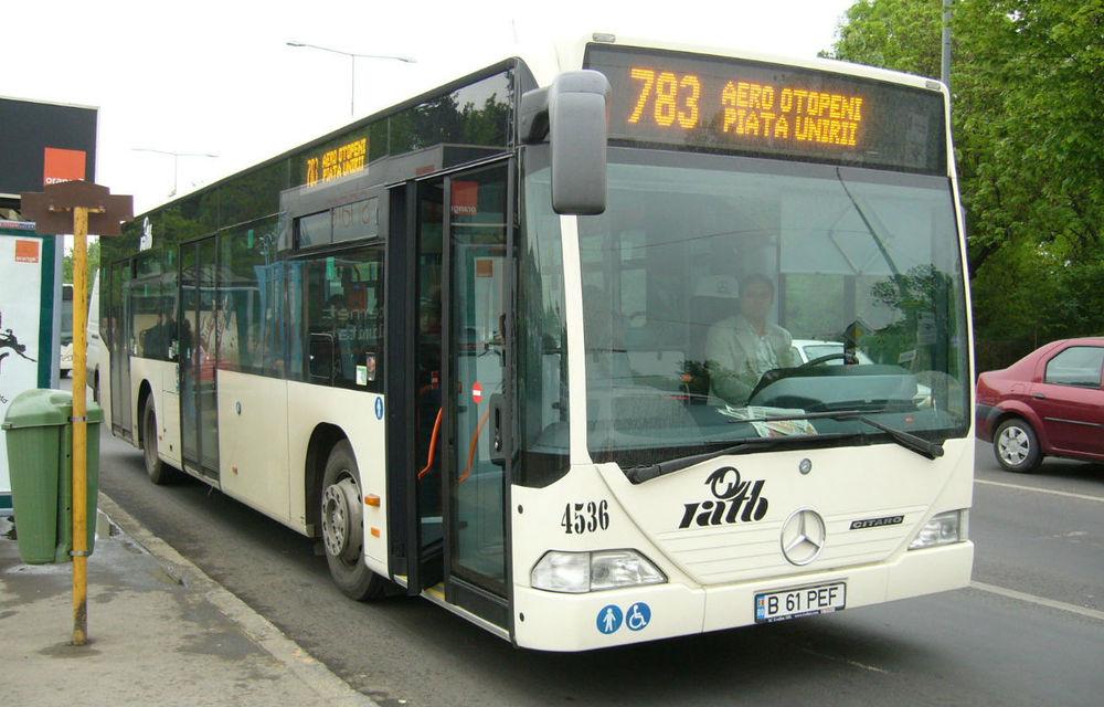 Wi-fi în RATB: internetul gratuit este disponibil, deocamdată, într-un singur autobuz din București - Poza 1