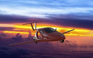 Samson Switchblade: americanii vor să lanseze prima mașină sport zburătoare la un preț de circa 100.000 de euro, în primăvara lui 2018