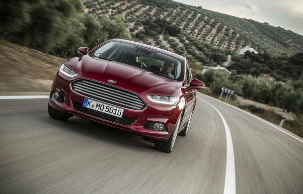 Controverse despre producția lui Ford Mondeo în Europa: americanii neagă că vor importa modelul din China - Poza 1