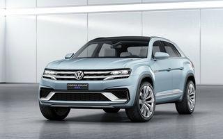 Extinderea gamei: Volkswagen Tiguan ar putea primi o versiune coupe inspirată din conceptul Cross Coupe GTE
