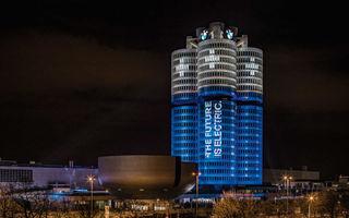 Grupul BMW și-a îndeplinit promisiunea: în 2017 au fost livrate 100.000 de automobile electrice și hibride