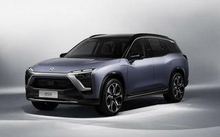 Rival chinez pentru Tesla Model X: SUV-ul Nio ES8 are autonomie de până la 500 km și tehnologii autonome