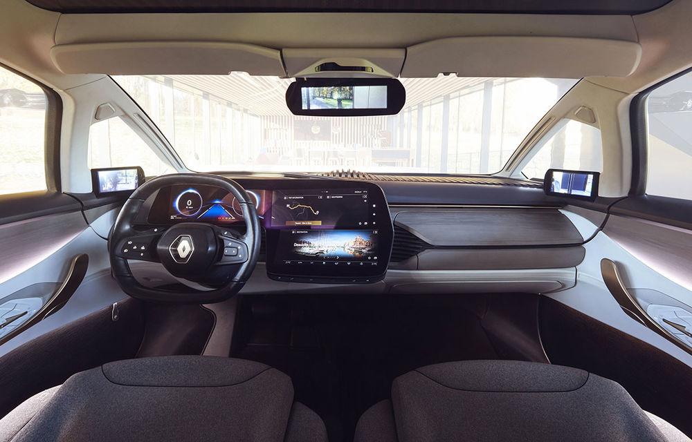 Ziua în care am călătorit în viitor: test în trafic real cu prototipul autonom Renault Symbioz - Poza 23