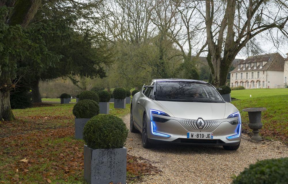 Ziua în care am călătorit în viitor: test în trafic real cu prototipul autonom Renault Symbioz - Poza 70