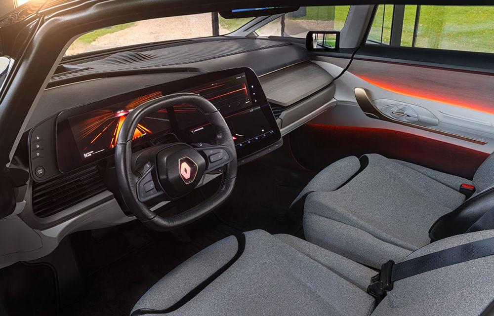 Ziua în care am călătorit în viitor: test în trafic real cu prototipul autonom Renault Symbioz - Poza 60