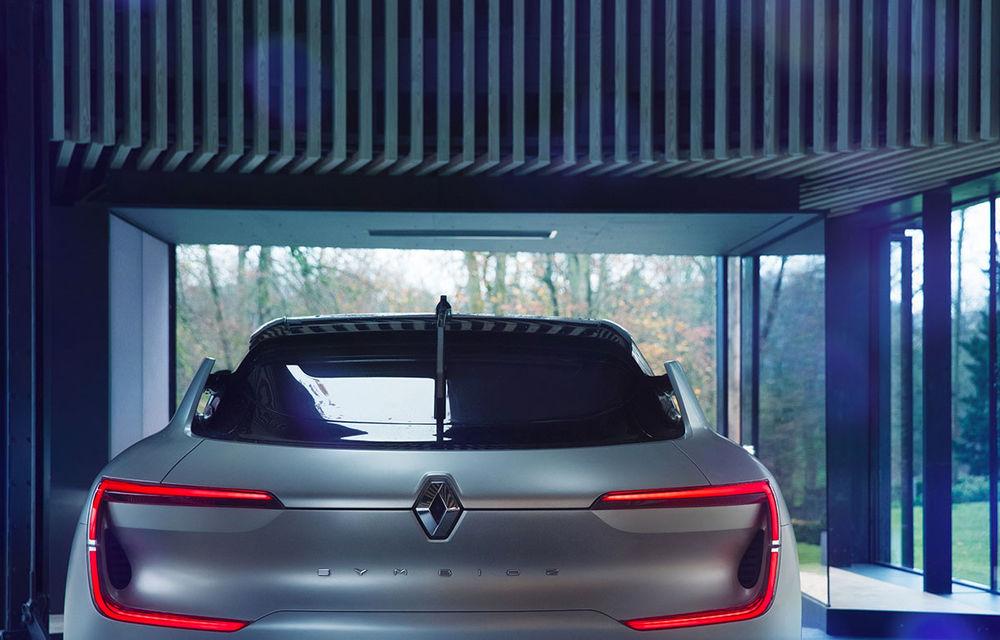 Ziua în care am călătorit în viitor: test în trafic real cu prototipul autonom Renault Symbioz - Poza 47