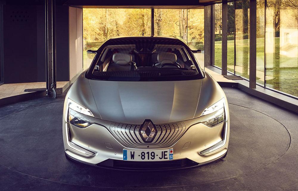 Ziua în care am călătorit în viitor: test în trafic real cu prototipul autonom Renault Symbioz - Poza 31