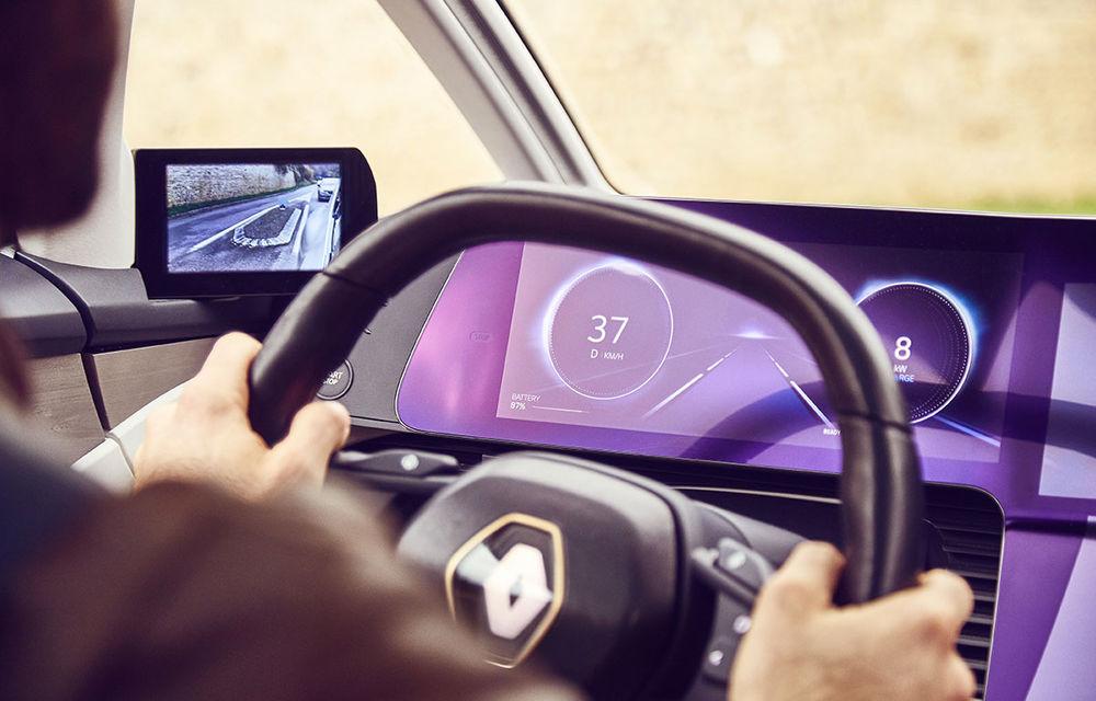 Ziua în care am călătorit în viitor: test în trafic real cu prototipul autonom Renault Symbioz - Poza 27