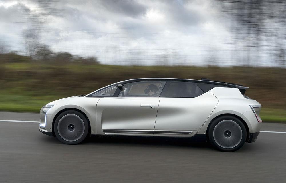 Ziua în care am călătorit în viitor: test în trafic real cu prototipul autonom Renault Symbioz - Poza 77