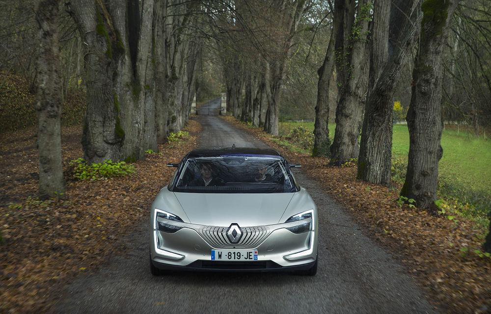Ziua în care am călătorit în viitor: test în trafic real cu prototipul autonom Renault Symbioz - Poza 71