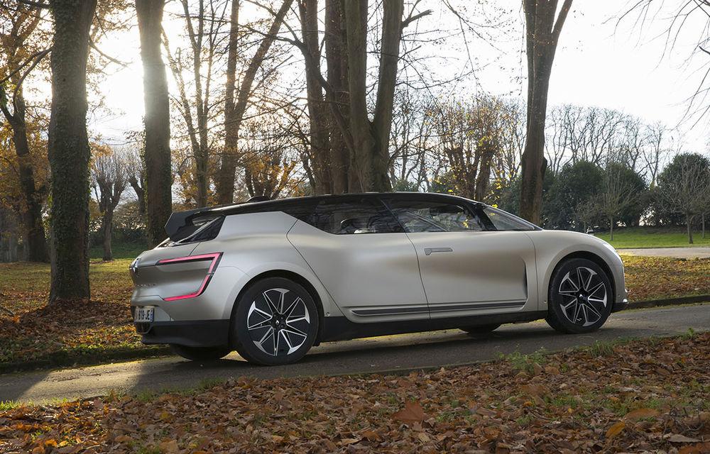 Ziua în care am călătorit în viitor: test în trafic real cu prototipul autonom Renault Symbioz - Poza 68
