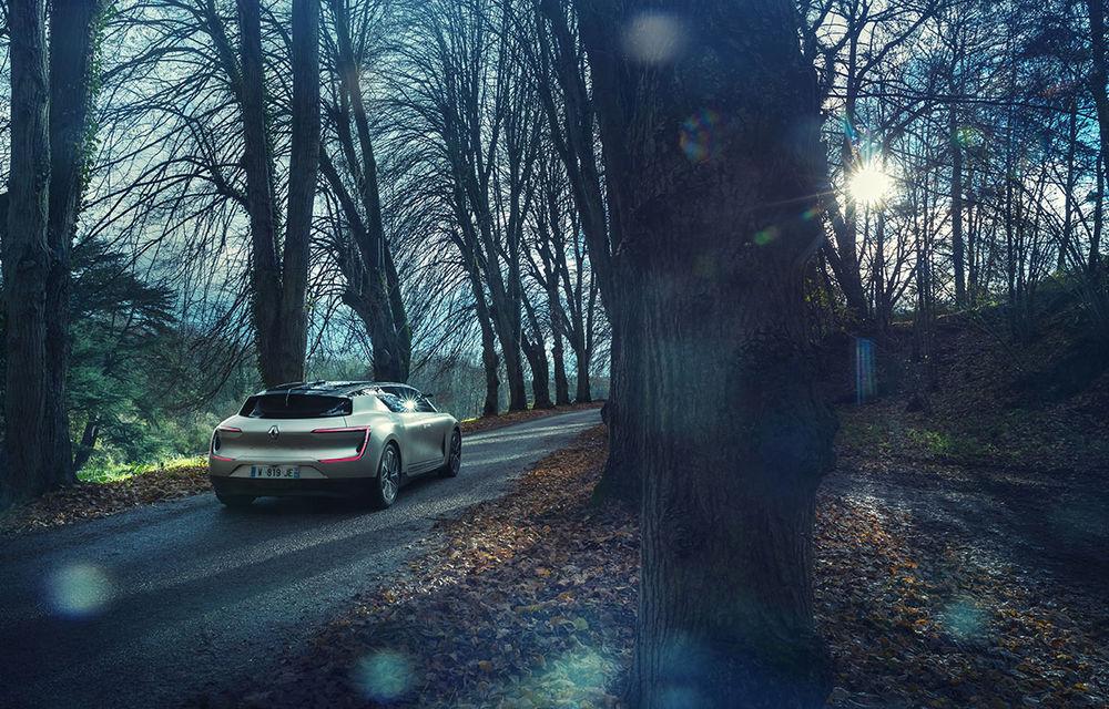 Ziua în care am călătorit în viitor: test în trafic real cu prototipul autonom Renault Symbioz - Poza 75