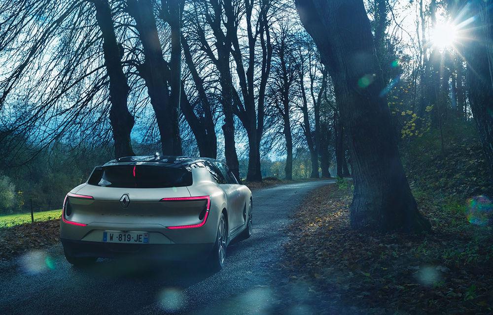 Ziua în care am călătorit în viitor: test în trafic real cu prototipul autonom Renault Symbioz - Poza 74