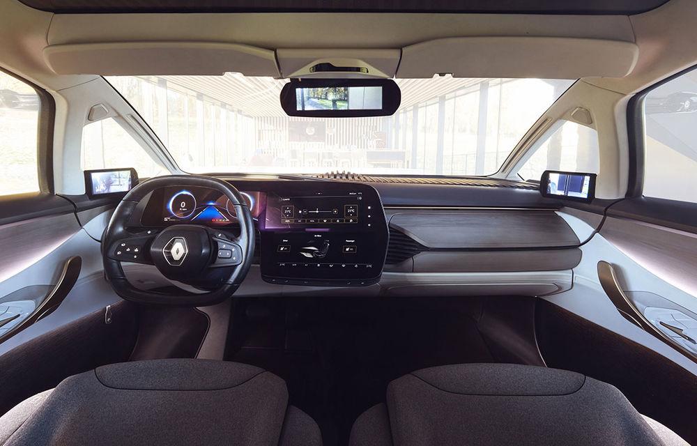 Ziua în care am călătorit în viitor: test în trafic real cu prototipul autonom Renault Symbioz - Poza 24