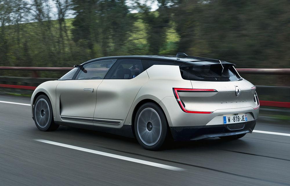 Ziua în care am călătorit în viitor: test în trafic real cu prototipul autonom Renault Symbioz - Poza 80