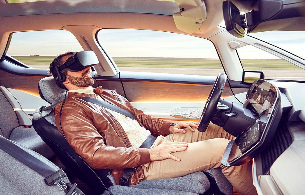Ziua în care am călătorit în viitor: test în trafic real cu prototipul autonom Renault Symbioz - Poza 82