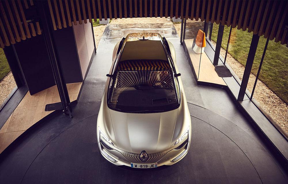 Ziua în care am călătorit în viitor: test în trafic real cu prototipul autonom Renault Symbioz - Poza 30
