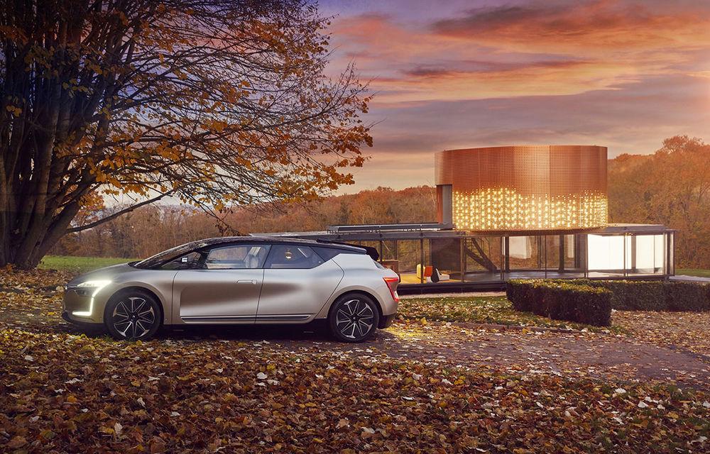 Ziua în care am călătorit în viitor: test în trafic real cu prototipul autonom Renault Symbioz - Poza 35