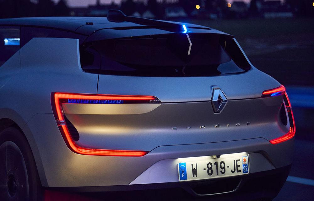 Ziua în care am călătorit în viitor: test în trafic real cu prototipul autonom Renault Symbioz - Poza 42