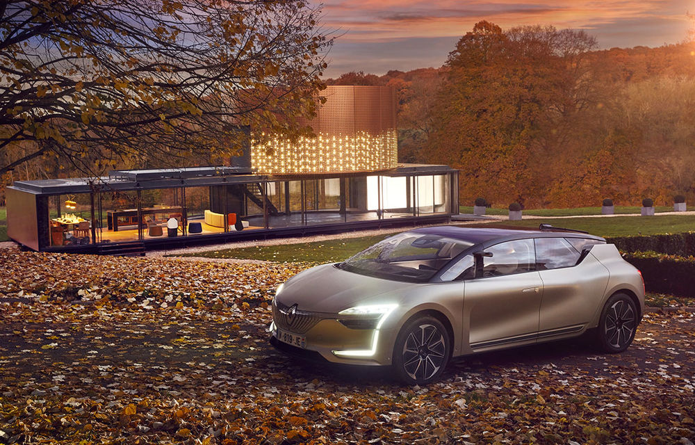 Ziua în care am călătorit în viitor: test în trafic real cu prototipul autonom Renault Symbioz - Poza 34