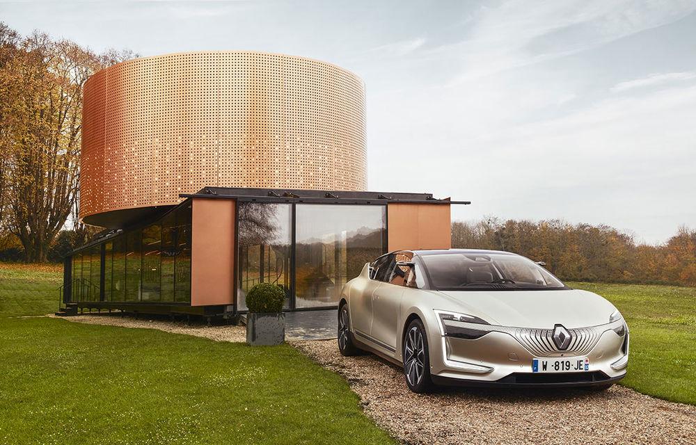 Ziua în care am călătorit în viitor: test în trafic real cu prototipul autonom Renault Symbioz - Poza 32