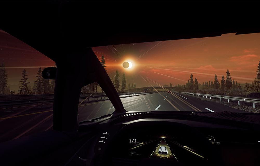Ziua în care am călătorit în viitor: test în trafic real cu prototipul autonom Renault Symbioz - Poza 84