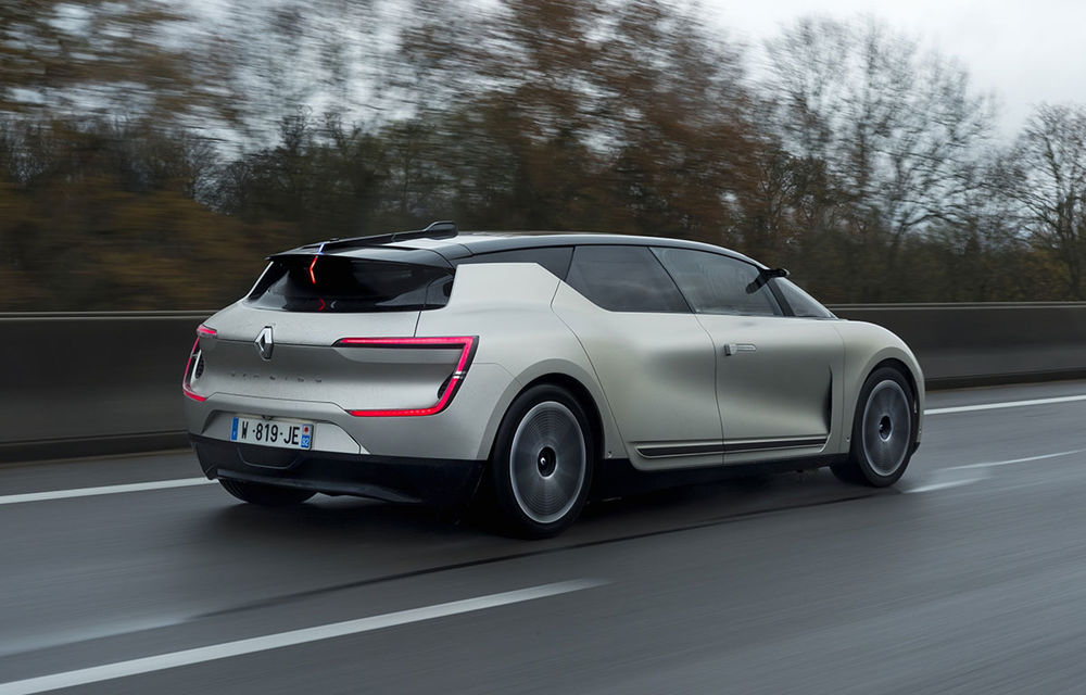 Ziua în care am călătorit în viitor: test în trafic real cu prototipul autonom Renault Symbioz - Poza 79