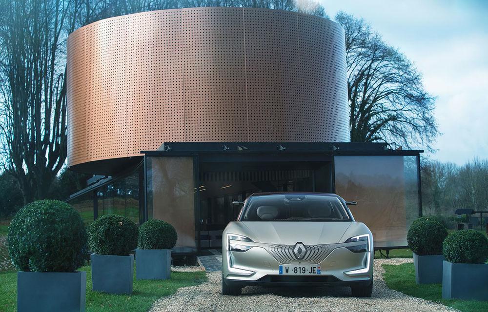 Ziua în care am călătorit în viitor: test în trafic real cu prototipul autonom Renault Symbioz - Poza 63