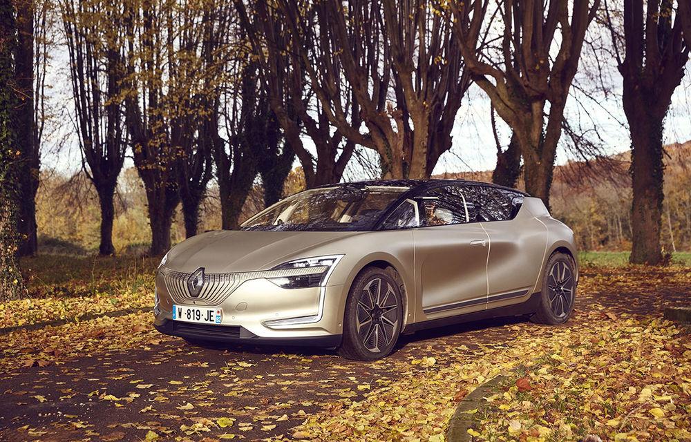 Ziua în care am călătorit în viitor: test în trafic real cu prototipul autonom Renault Symbioz - Poza 38