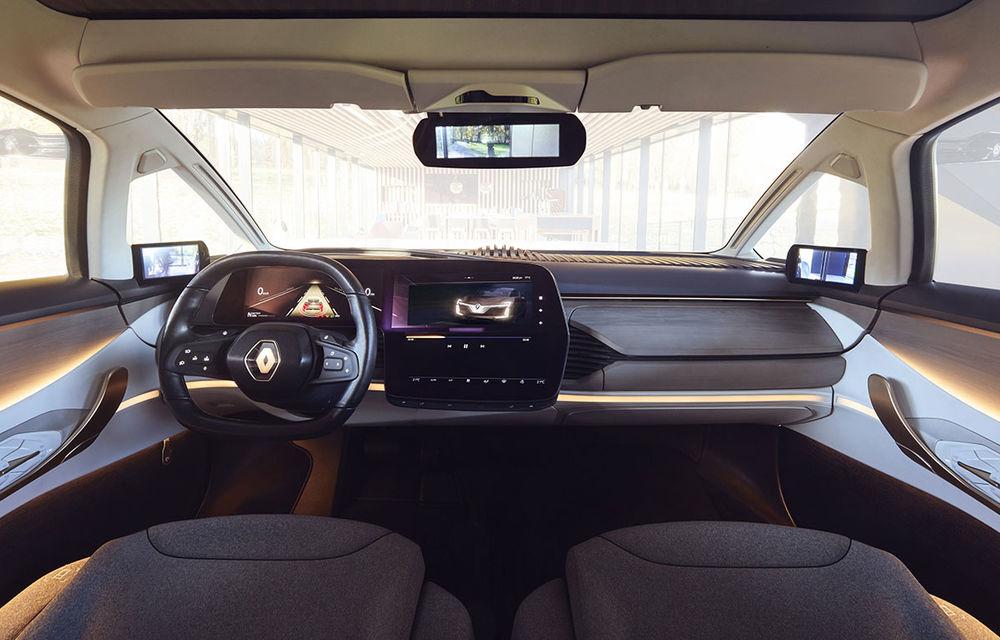 Ziua în care am călătorit în viitor: test în trafic real cu prototipul autonom Renault Symbioz - Poza 21
